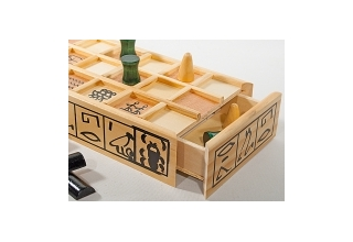 Egyptian Senet Board Game