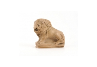 Roman Terracotta Replica Lion