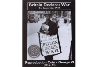Britain Declares War Coin Pack