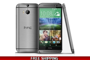 HTC One M8 4G Dual Sim Android Smart Phone 16B Sim Free