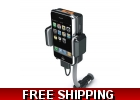 FM Transmitter Hands Free Car Kit iPo..