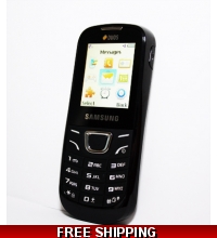 Samsung E1225F Dual Sim Unlocked Mobile Phone Black 8GB