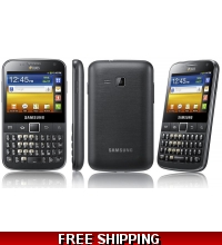Samsung Galaxy Y Duos GT-B5512 Unlocked Dual Sim 3G QWERTY Android Phone 16GB