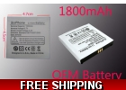 Genuine 1800 mAh Battery For Sci-phon..