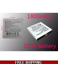Genuine 1800 mAh Battery For Sci-phone i68 i68+ i9 3G i9+ i9++