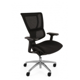 Mirus Mesh back office chair with all ..