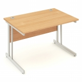 Impulse 1600mm Straight Desk Cantileve..