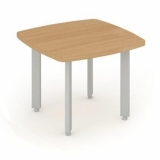 Impulse 600mm Square Coffee Table