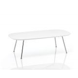 DISHYCOFFEEL Long tube coffee table wi..