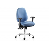 RE1 Re-act high back ergonomic operato..