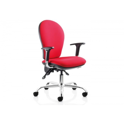 URBAN high back standard operator office chair