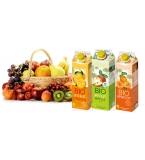 Fruit Juice - PRIVATE LABEL Tetra Packing EDGE 1Liter