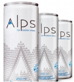ALPS® Top Energy Drink under Licensee