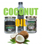 Natural Virgin Coconut Oil Products
