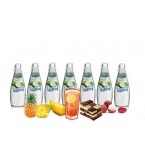 "Aseptic Young Coconut Water - TOPOLINO 300ml Glass Bottle - Minimum Order start with 1x20"" Container"