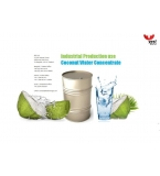 Coconut Water Concentrate 260Kg - 25kg and Aseptic Young Coconut Water in 200L Drums