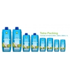 Young Coconut Water - Tetra Packing PRISMA 20ml. 250ml, 330ml, 500ml, 1Liter - Minimum Order start..