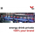 Energy Drink Standard Production - 250ml & 500ml..