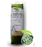 Young Coconut Water - PRIVATE LABEL Tetra Packing PRISMA 1Liter