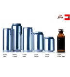 Energy Drink Standard Production - 250ml slim - 300,000 units