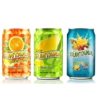 SUNTANA® Fruit Juices in 325ml Cans