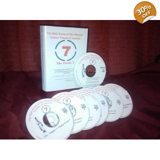 Audio CD of The Circle ..