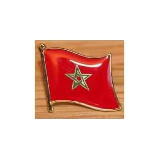 Moorish Pin