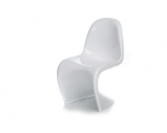 Verner Panton White Chair