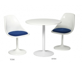 Arkana White Chair • Hire Only