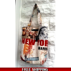 BAGS - Shoulder Bag - New York