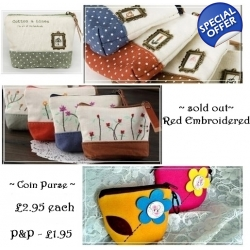 GIFTS - Coin Purses