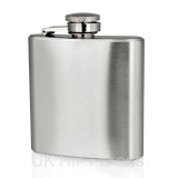 90 x 3oz Hip Flask Grade B