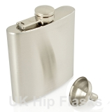 Hip Flasks with Funnels