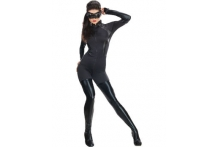 Catwoman Catsuit Dark Knight Rises Deluxe - Secret Wishes