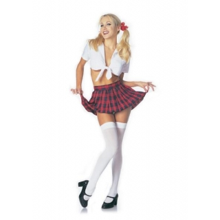 School Girl outfit shor..