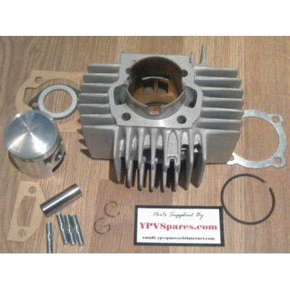 Puch MAXI Airsal 70cc Big Bore Cylinder Kit looks like original Maxi