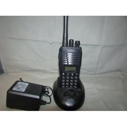Relm RPV599A Plus series VHF Portable radio
