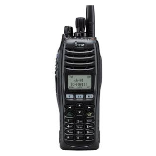 Icom F9011T-10  APCO P25 Digital Wildl..