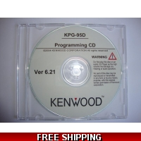 Kenwood KPG-95D v6.21 Programming Software