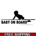 Baby On Board - Fishing..