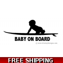Baby On Board - Surf - ..