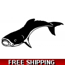 Cobia - Vinyl Sticker