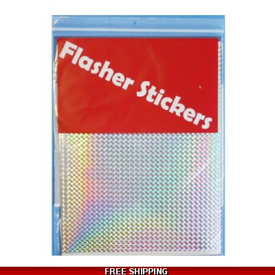 Flasher Sticker - Sheet