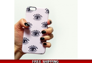 Upper East Eye phone case