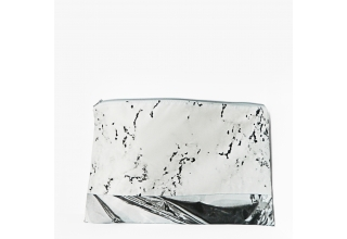 Mixed Minimals portfolio clutch bag