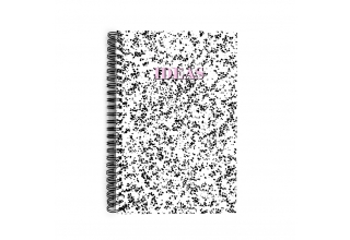 Regina lined notebook - Ideas