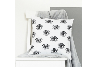 Oxford Eye cushion cover