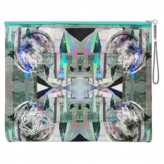 Finchley XL Portfolio Clutch Bag