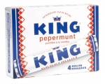 KING pepermunt, mint tablets - 4 x 44 gr.