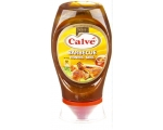 CALVE  honingsaus, honey BBQ Top Down - 250 ml